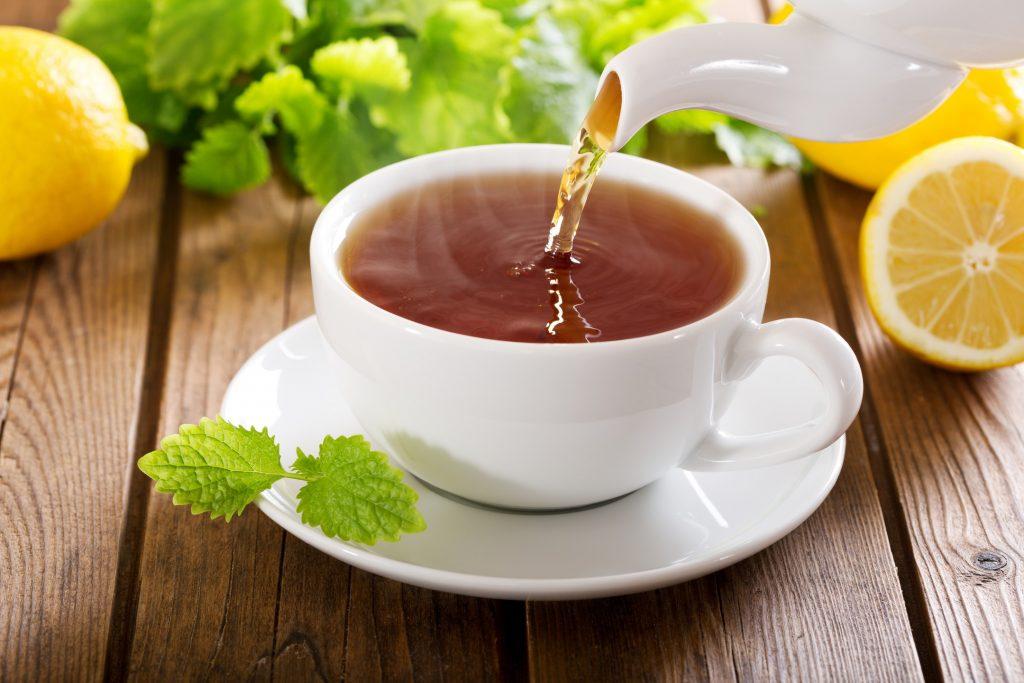 Caffeinated Tea Options in Tampa