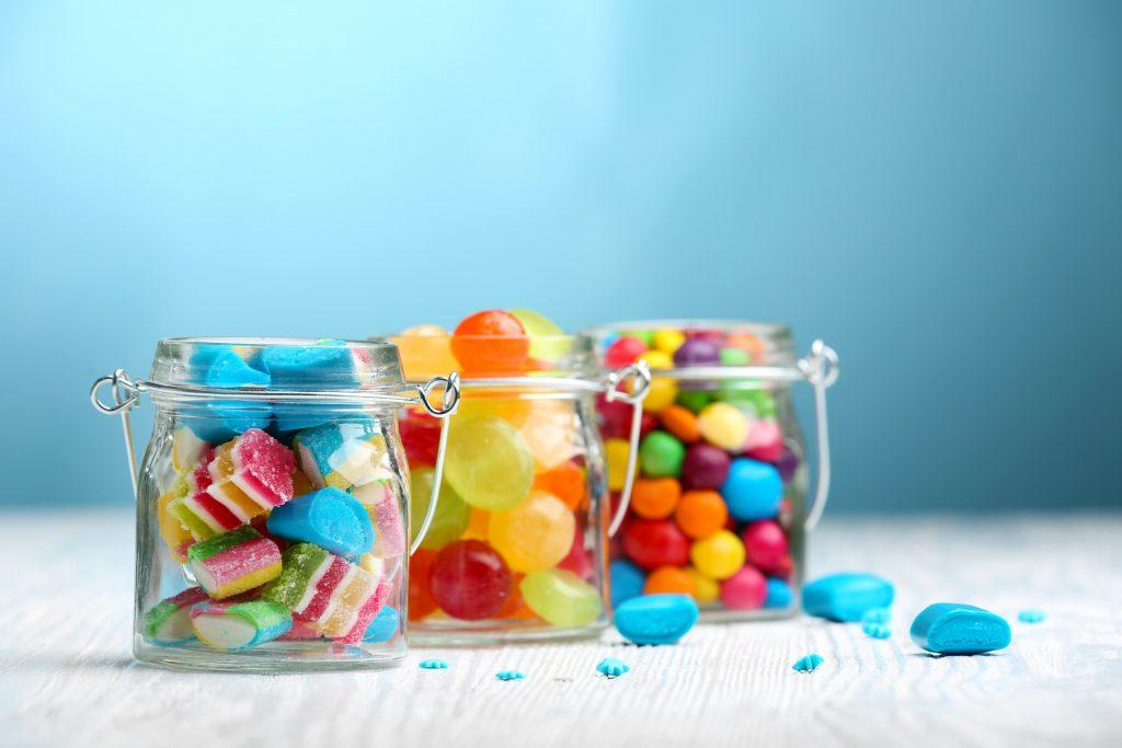 Candy on Tampa Break Room Menu