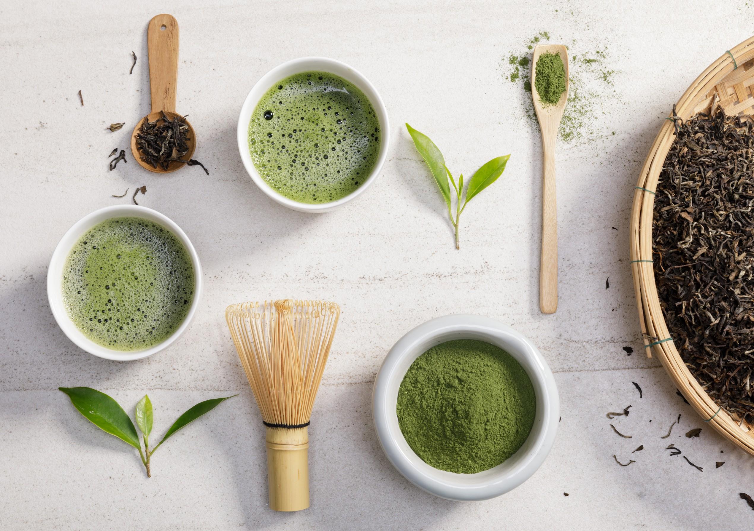 Green Tea in Tampa