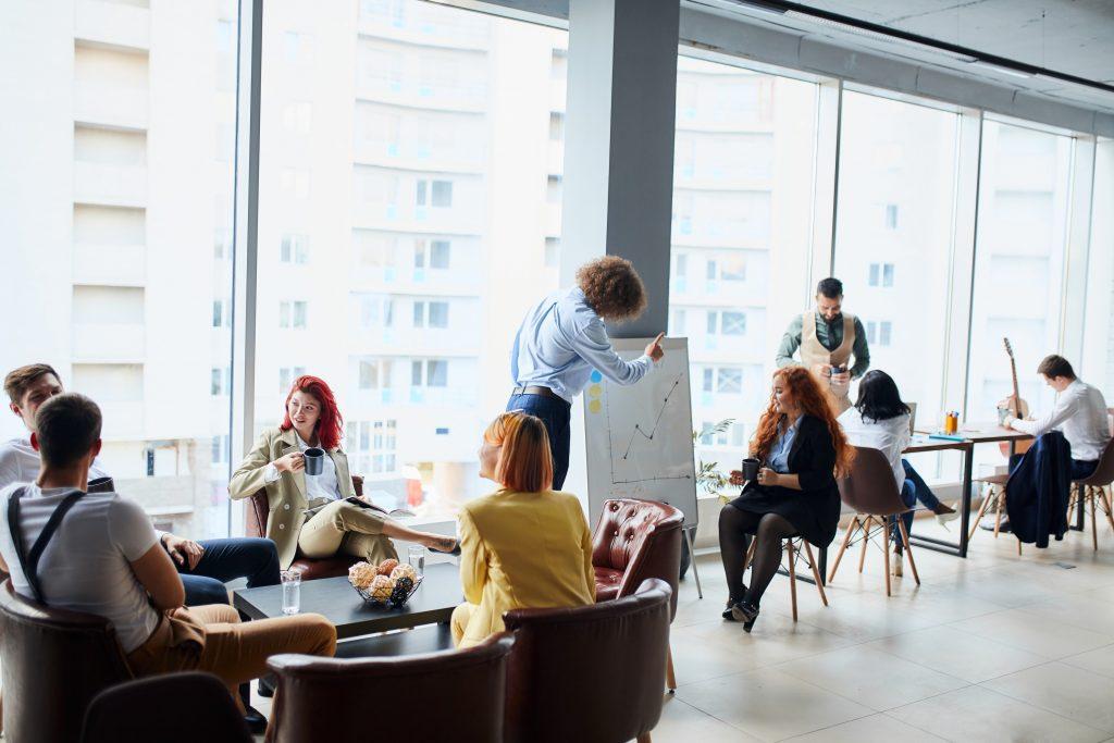 Break Room Solutions in Tampa | Corporate Wellness | Vending Solutions
